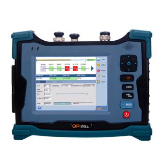 Smart FTTH PON Touch Screen OTDR