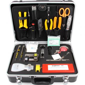 Precision Fiber Fusion Splicing Tool Kit