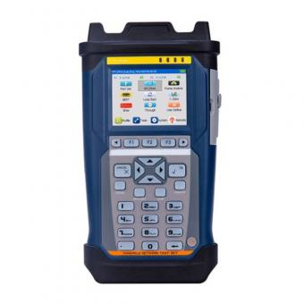 Portable Gigabit Ethernet Tester